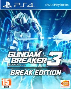 Gundam Breaker 3 Break Edition - Download game PS3 PS4 RPCS3 PC free