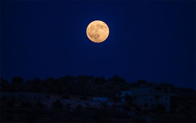 Lua Cheia - Superlua