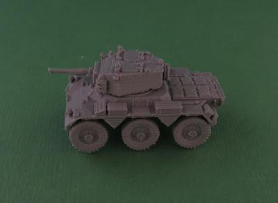 FV601 Saladin Armoured Car picture 4