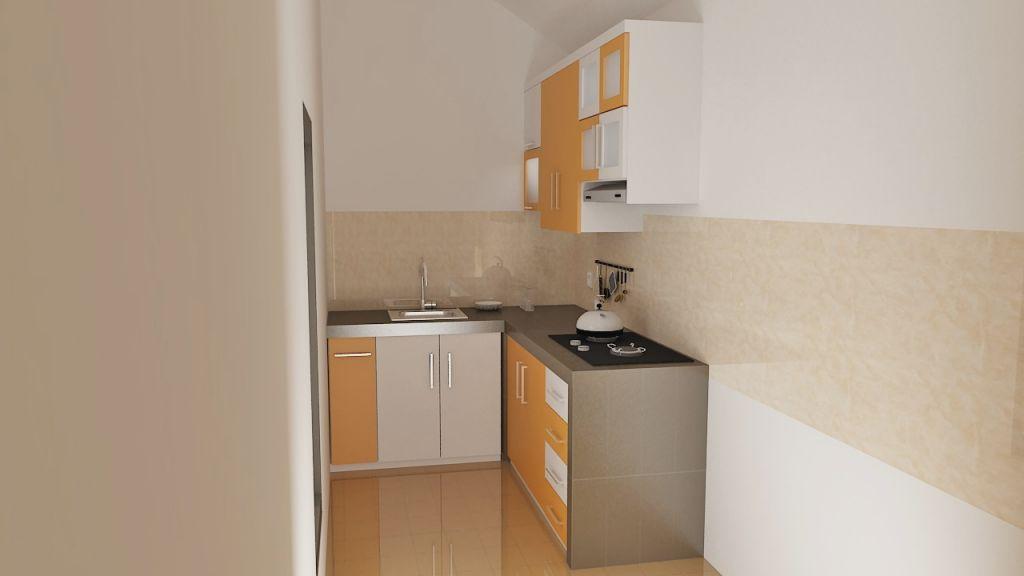 Adanya Kitchen Set Dapur Kecil Murah Juga Sangat Bermanfaat Membuat Terlihat Rapi