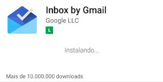 Contras do Inbox by Gmail