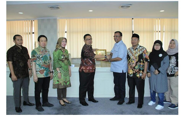 DPRD Lampung Terima Kunker Banang DPRD DKI Jakarta