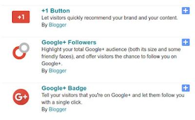 Bu widget'ların tüm örnekleri tüm bloglardan kaldırılacak.