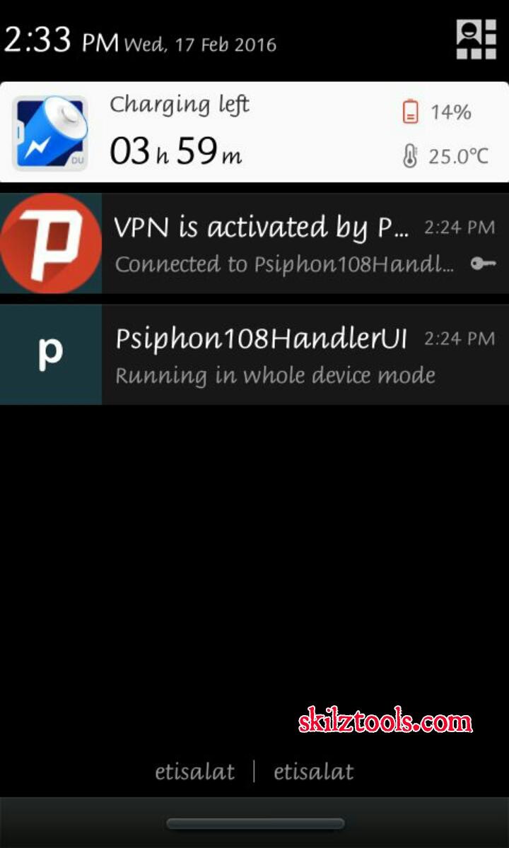Psiphon Handler 113 Apk