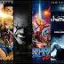 178 filmes em 6 minutos do ano de 2017