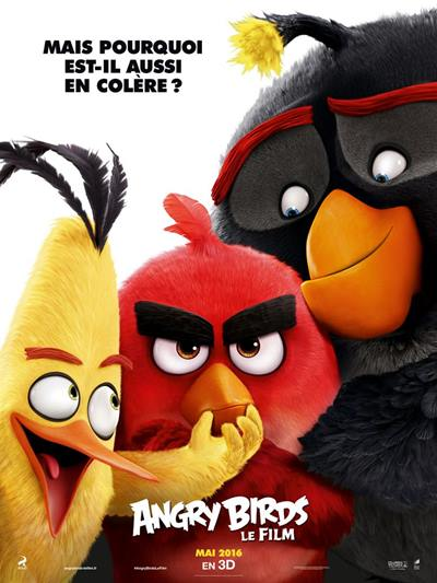 Angry Birds (2016) DVDRip full movie