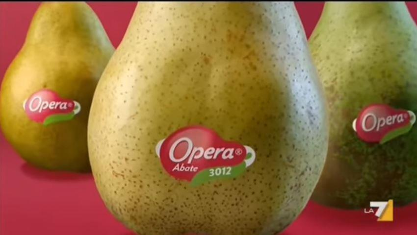 Canzone Opera pubblicità la pera italiana - Musica spot Dicembre 2016