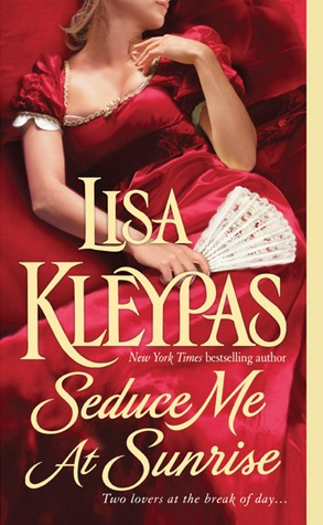 Book Review: Seduce Me at Sunrise (The Hathaways #2) by Lisa Kleypas | About That Story
