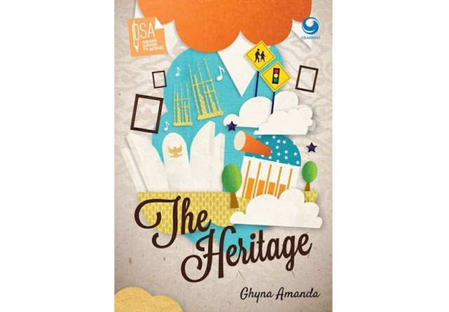 #7   The Heritage - Ghyna Amanda