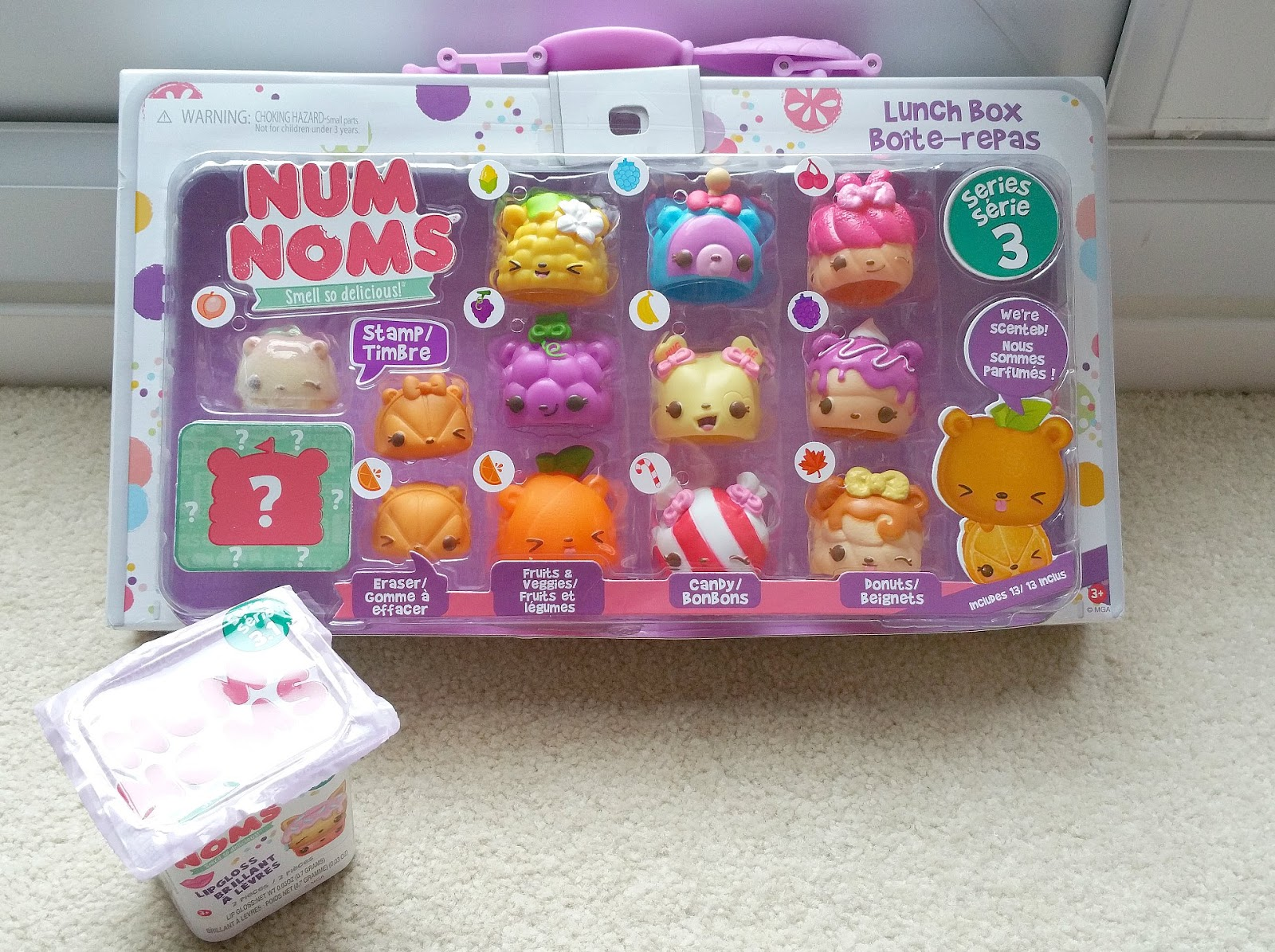 Num Noms Series 3, Pancake Day ideas, Japanese Crepe