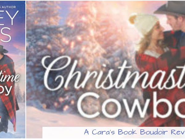 Christmastime Cowboy by Maisey Yates Review