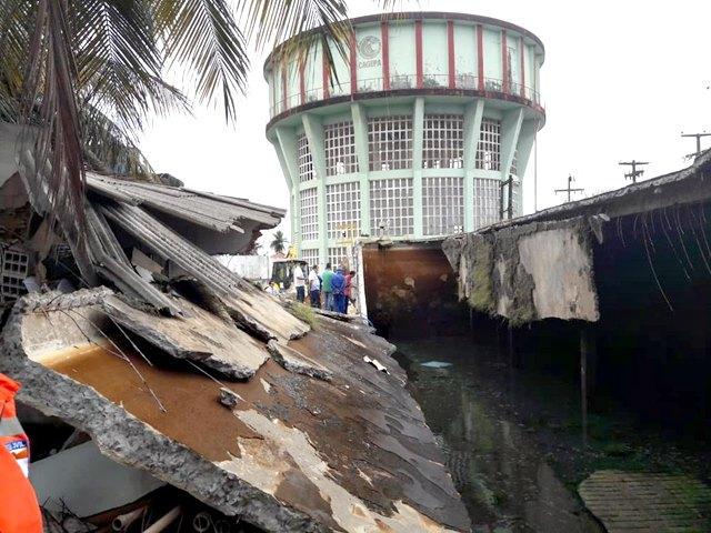 Vídeo: Falta de manutenção pode ter provocado rompimento de reservatório na PB