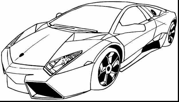 Remarkable Sports Car Coloring Pages Printable With Bugatti
