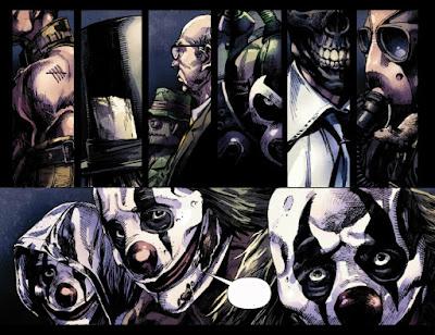 """BATMAN: Arkham Unhinged"" vol.3 de Derek Fridolfs - ECC Ediciones"