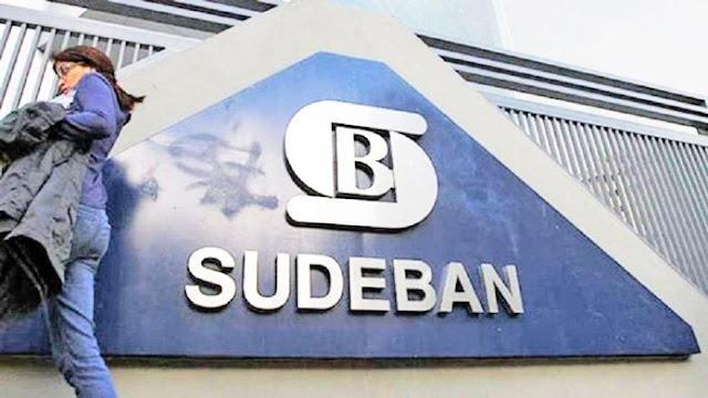 Sudeban explicó cómo bloqueará cuentas que operen desde el exterior