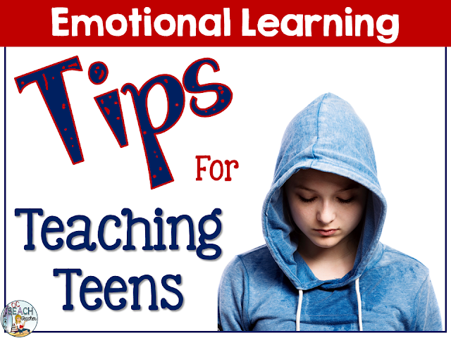 tips for teaching teens