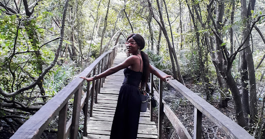An Afternoon At The Lekki Conservation Centre