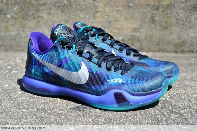 newest bff15 4f8cf Nike Kobe X EYBL