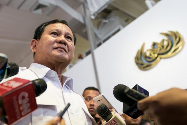 Bertemu GNPF, Prabowo Belum Bisa Putuskan Rekomendasi Ijtima Ulama