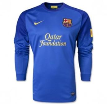Camiseta del Barcelona Portero 2014 Segunda Equipación d017c438e9c