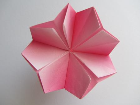 Origami-Instructions.com: Origami Cherry Blossom - photo#38