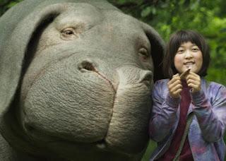 Escena de la película Okja