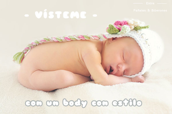 Bodies de bebé diferentes en Gijón