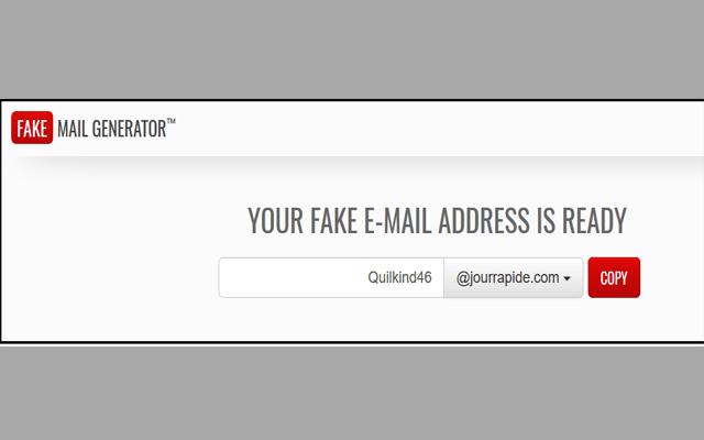 موقع fake mail generator