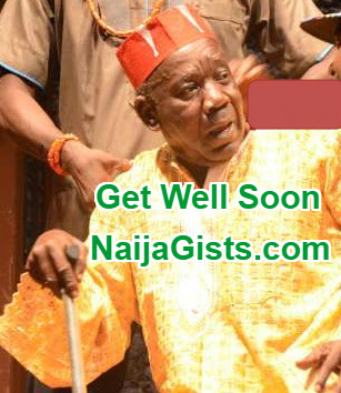yoruba actor leg amputated