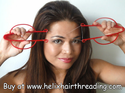 Helix hair removal
