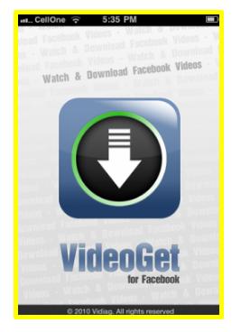 Resultado de imagen para videoGet app logo