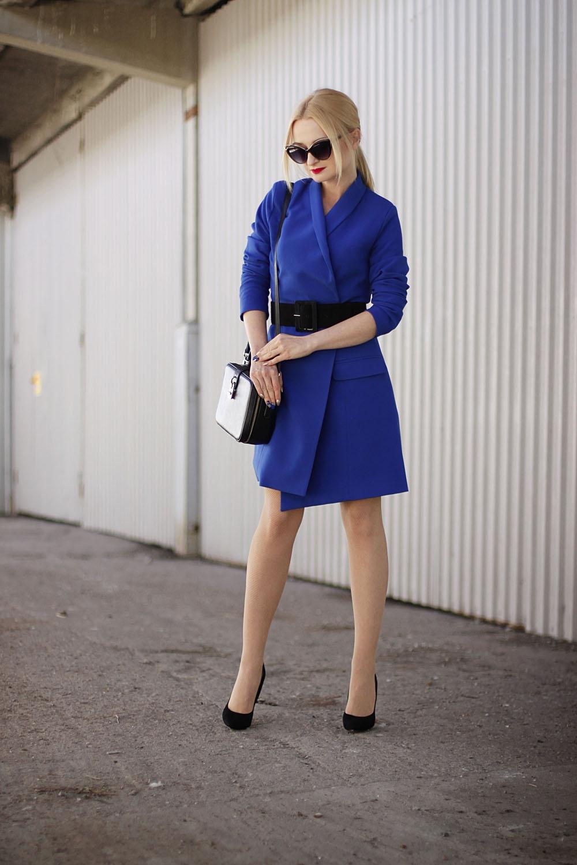 Cobalt Jacket