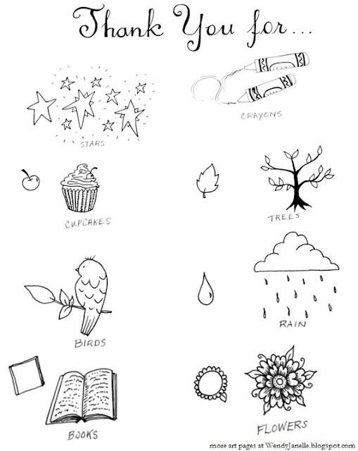 i am thankful for god coloring pages - photo #32