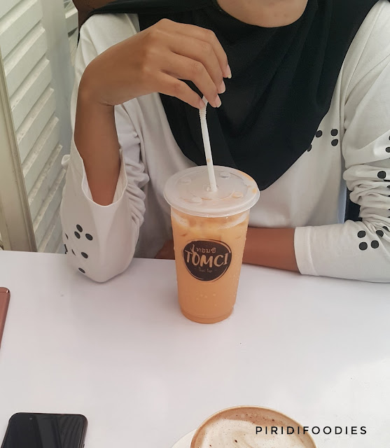 Thai Tea enak di Malang - piridifoodies food blogger Malang