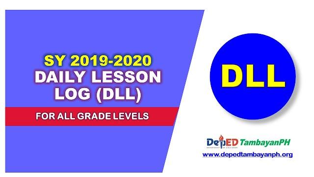 4th Quarter Week 2, (January 20-24) Daily Lesson Log (DLL) | SY 2019-2020