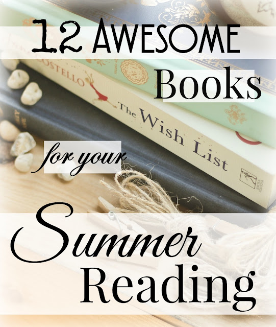12 Awesome books to read this summer