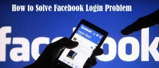how to solve facebook login problem