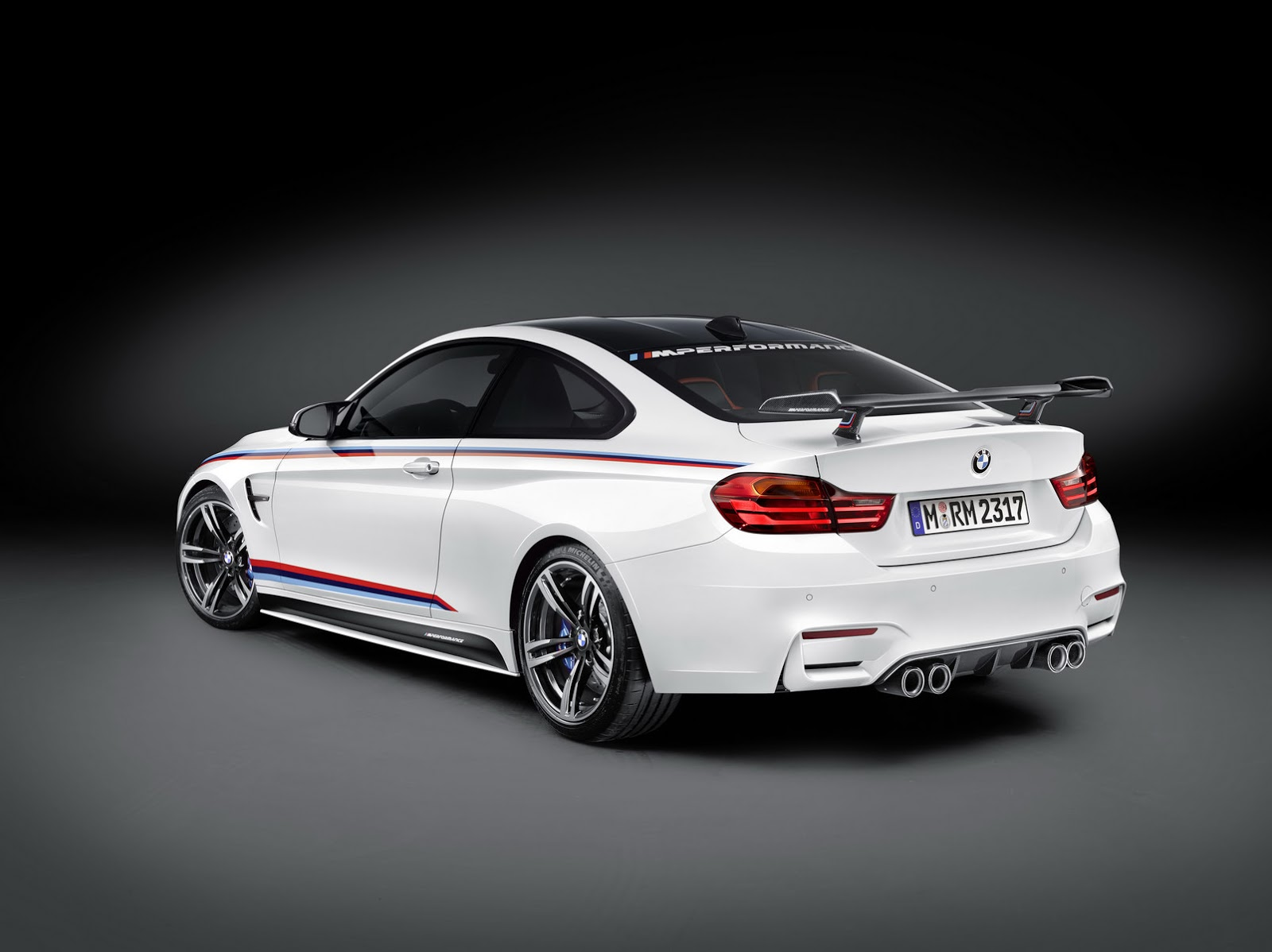 new bmw m2 coupe wears m performance parts for sema. Black Bedroom Furniture Sets. Home Design Ideas