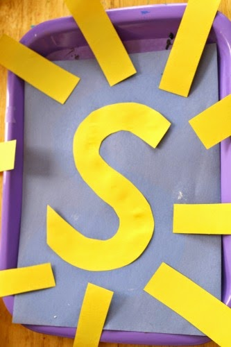 letter s alphabet craft