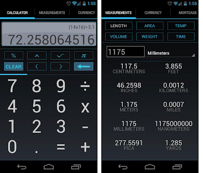 Calculator4.0-apps designed for ICS