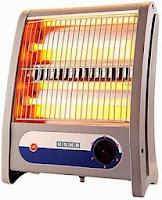 Usha 3002-QH Halogen Room Heater