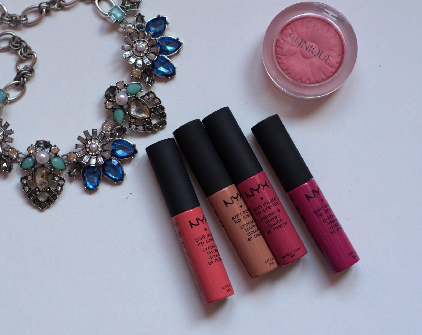 Nyx Soft Matte Lip Cream Review Swatch Andreea şerban
