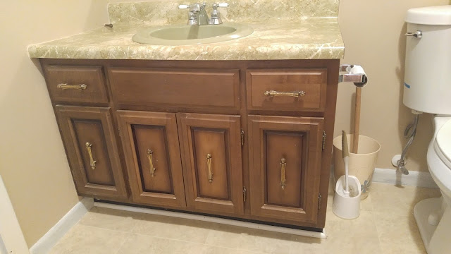 kitchen cabinet refinishing before after click to view - Bathroom Cabinets Knoxville Tn
