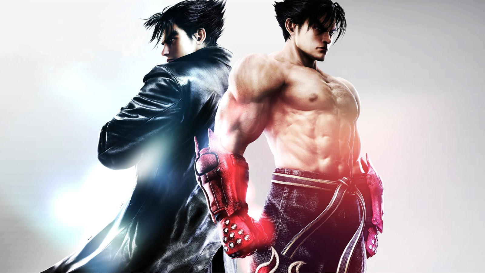 Tekken Universe Jin Kazama