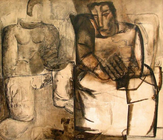 Pintura: Constant Permeke