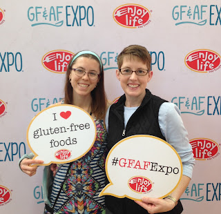 Casey the College Celiac GFAF Expo
