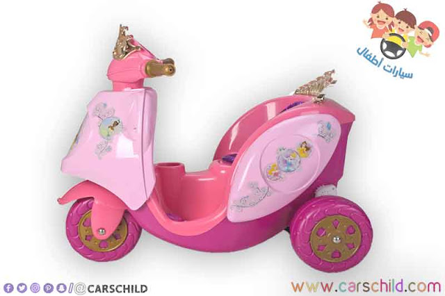 دراجات بنات اطفال صغار