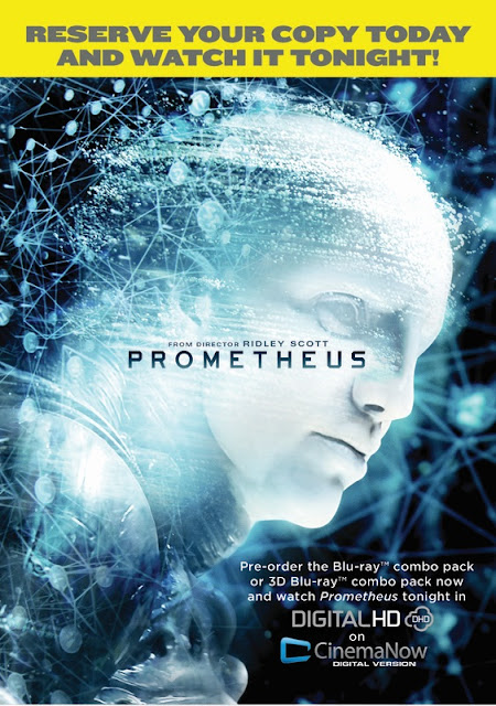 Prometheus with Deleted Scenes Available for download NOW!