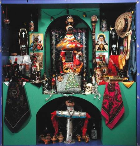 Haiti Home Of Voodoo And Their Vodoun Festival