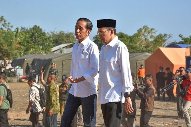 Gempa Dikaitkan Dukungan ke Jokowi, TGB Sebut Cacat Iman